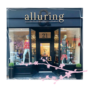 Alluring Boutique shop Elgin Moray