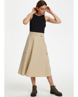 Gestuz-Adeline-Skirt-Safari