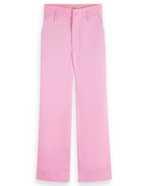 Scotch-and-Soda-Pink-Trousers