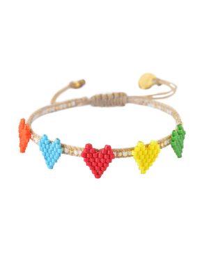 Mishky-5-Heart-Bracelet