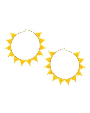 Mishky-Beaded-Sunburst-Earrings