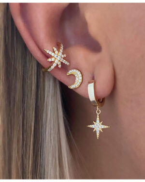 icandi-rocks-star-cuff-earring-gold-2