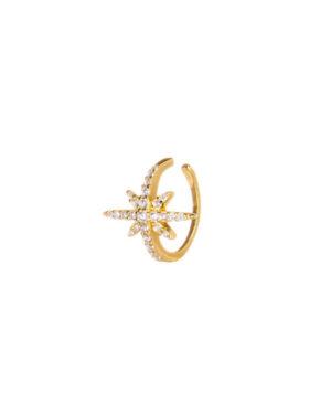 icandi-rocks-star-cuff-earring-gold