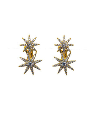 icandi-rocks-twin-star-gold-earrings-1