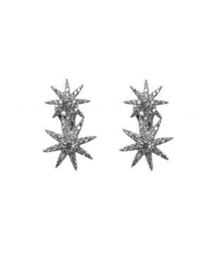 icandi-rocks-twin-star-silver-earrings-1