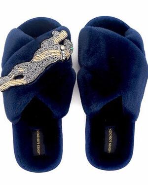 Laines-London-Platinum-Panthaer-slippers