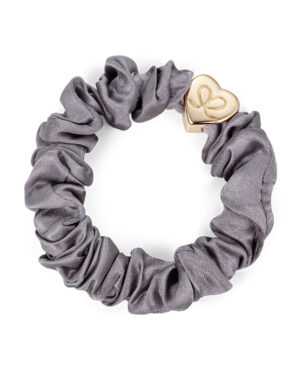 by-eloise-silk-scrunchie-grey