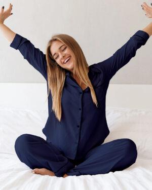 breathe-lifestyle-navy-pyjamas-1