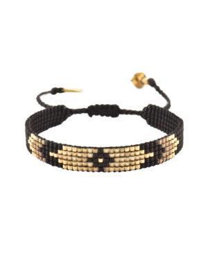 mishky-peeky-black-gold-bracelet