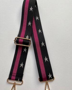 silver-star-fuscia-strap-2