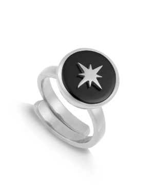 SVP-stellar-midi-black-quartz-silver-ring-1