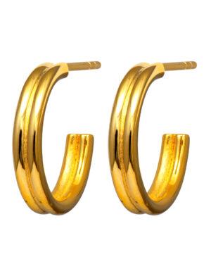 lulu-chunky-hoops-gold-1