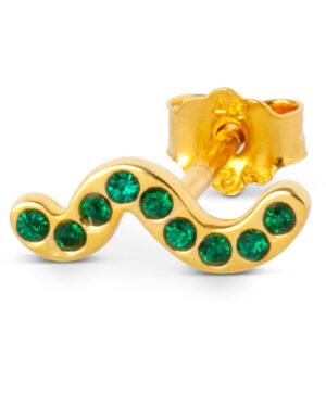 lulu-snaky-earrings-green-1