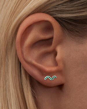 lulu-snaky-earring-green-2