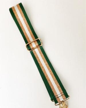 green-stripe-strap